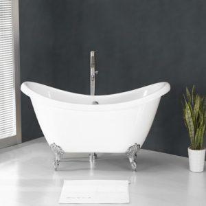exemple de baignoire céramique
